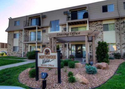 Northwood Villa Apartments - Leasing Office